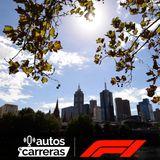 Nueva imagen para abrir el telón de la F1