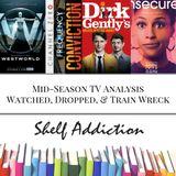 Ep 44: Mid-Season TV Analysis   Pop Culture Sunday