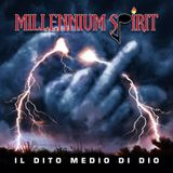 Emanuela Petroni presenta MILLENNIUM SPIRIT su RADIO Ciadd News nella trasmissione ROCK LOVE