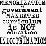Indoctrination who is doing the programming
