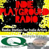 Indie Playground Feat. Roy Washington 06-10-2018