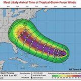"""""""Coming On Like A Hurricane"""""""