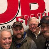 The 4 Outdoorsmen  Gary Benson, Joe Albert, Dan Hartley