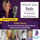 The Alz Authors Share Their Stories