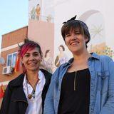 """Vanessa Lillo y Yolanda Hidalgo: """"Nos vamos al paro pero no a casa"""""""