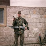Live met Bosnie veteraan Jurgen Lars Meijer