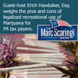 The Marc Scaringi Show 2018_08_11 w/ Guest host Erich Hawbaker