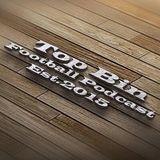 Top Bin Football Podcast
