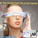 #77 Realidad Aumentada