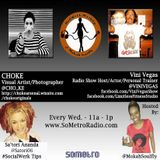 MidWeek MashUp hosted by @MokahSoulFly with special contributor @Satori06 Show 25 Aug 10 2016 Guest @Cho_ke and @ViniVegas