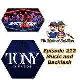 B&S Episode 212: Music & Backlash
