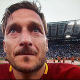 #141e5 Ciao ciao Totti