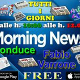 Ciadd News Morning News 7 Novembre 2016