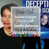 Ep 186: From NaNoWriMo to Published w/ Featured Author Janice Johnson