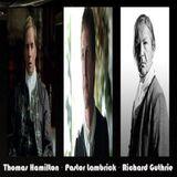 Black Sails: Series Retrospective part 3 - Thomas Hamilton · Pastor Lambrick · Richard Guthrie