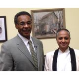 Congressman Emanuel Cleaver II Joins Sister Jenna on America Meditating Radio