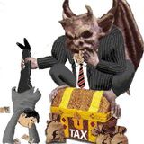 Is the taxman the devil in disguise?