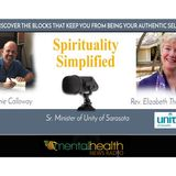 Spirituality Simplified With Reverend Elizabeth Thompson