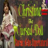 Christine the Cursed Doll | Keeper of Lost Souls