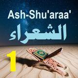 Soorah ash-Shu'araa' Part 1 (Verses 1-9)