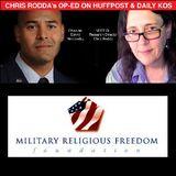 Atheists on Air: Beyond the Trailer Park Ep. 126: Chris Rodda on Anti-LGBTQI Captain Sonny Hernandez