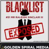 BLE105 – S5E14 – #51 Mr Raleigh Sinclair III