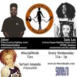 Midweek Mashup hosted by @MokahSoulFly Show 12 Mar 2 2016 - Guest @THE_SamLao and @MyNameIsJabee