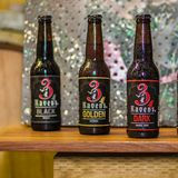 23 : Beer making podcast with Murry from the 3 Ravens brewery tour