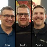 RR 362: Technician Round Table – Part 6 – Heipp – Landry – Fanslow