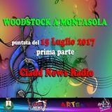 WOODSTOCK A MONTASOLA - 15 LUGLIO 2017 - PRIMA PARTE
