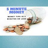 5 Minute  Money