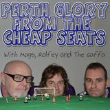 Perth Glory from the Cheap Seats