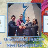 Programa 112 ZahEdu Universidad INECUH Licenciatura