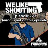 WLS 273 - Aaron is not on this episode