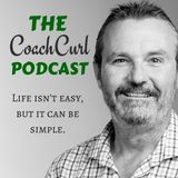 #93 The Coach Curl Podcast - Conquering the New York Marathon