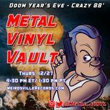 Metal Vinyl Vault - Crazy 88 Strikes Back Again!