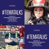 #TemaTalks Episode 14: Amanda Brazil