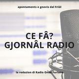 Gjornâl Radio 13-04-2017