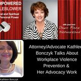 Advocate/Attorney Kathleen Bonczyk Talks About Workplace Violence Prevention