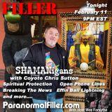 SHAMANigans On Paranormal Filler
