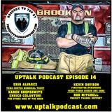 UpTalk Episode 13: Erin Alvarez, Karen Shopsowitz, Enrico Colantoni, Kevin Davison, Rob Mitchell
