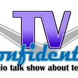 TV CONFIDENTIAL Show No. 418 with guests Bob Bergen, Lili Bordán and Geoffrey Mark