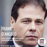 Cinema day con Lorenzo Tamburini: intervista a Frank D'Angelo artista italo-canadese
