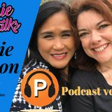 Annie Talks with Certified Health Coach Carrie Barron - Episode 14