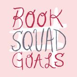 Book Squad Goals