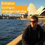 Echelon – Cycling vs Language Learning