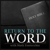 Return to the Word Bible Study