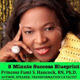 The 5 Minute Success Blueprint