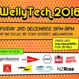#WellyTech 2016 - end of year special