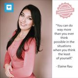 #2 Elaine Rau: How to Build Your Own Platform to Empower Others